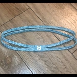 Lululemon Thin Double Headband